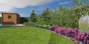 tworzenie ogrodów Kamień Krajeński